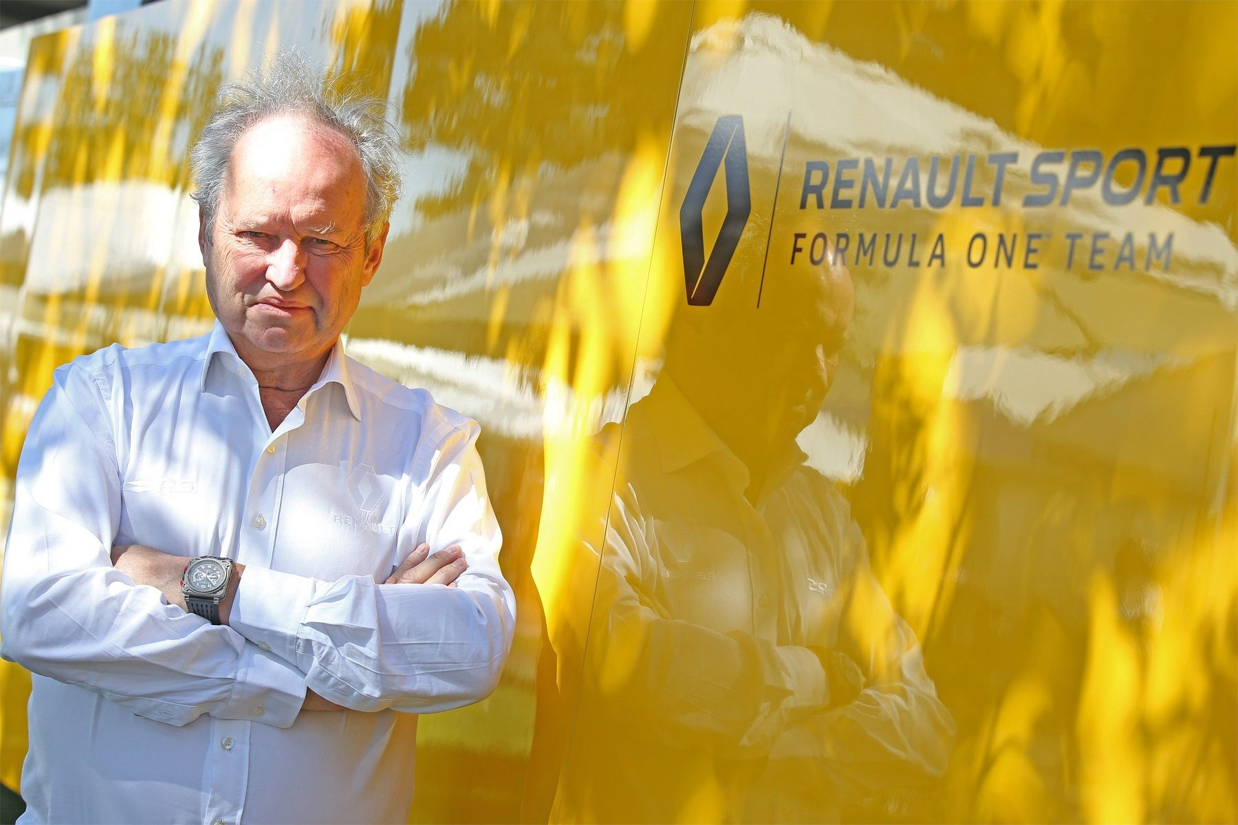 Jerome Stoll, Renault