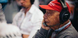 Niki Lauda, AKH