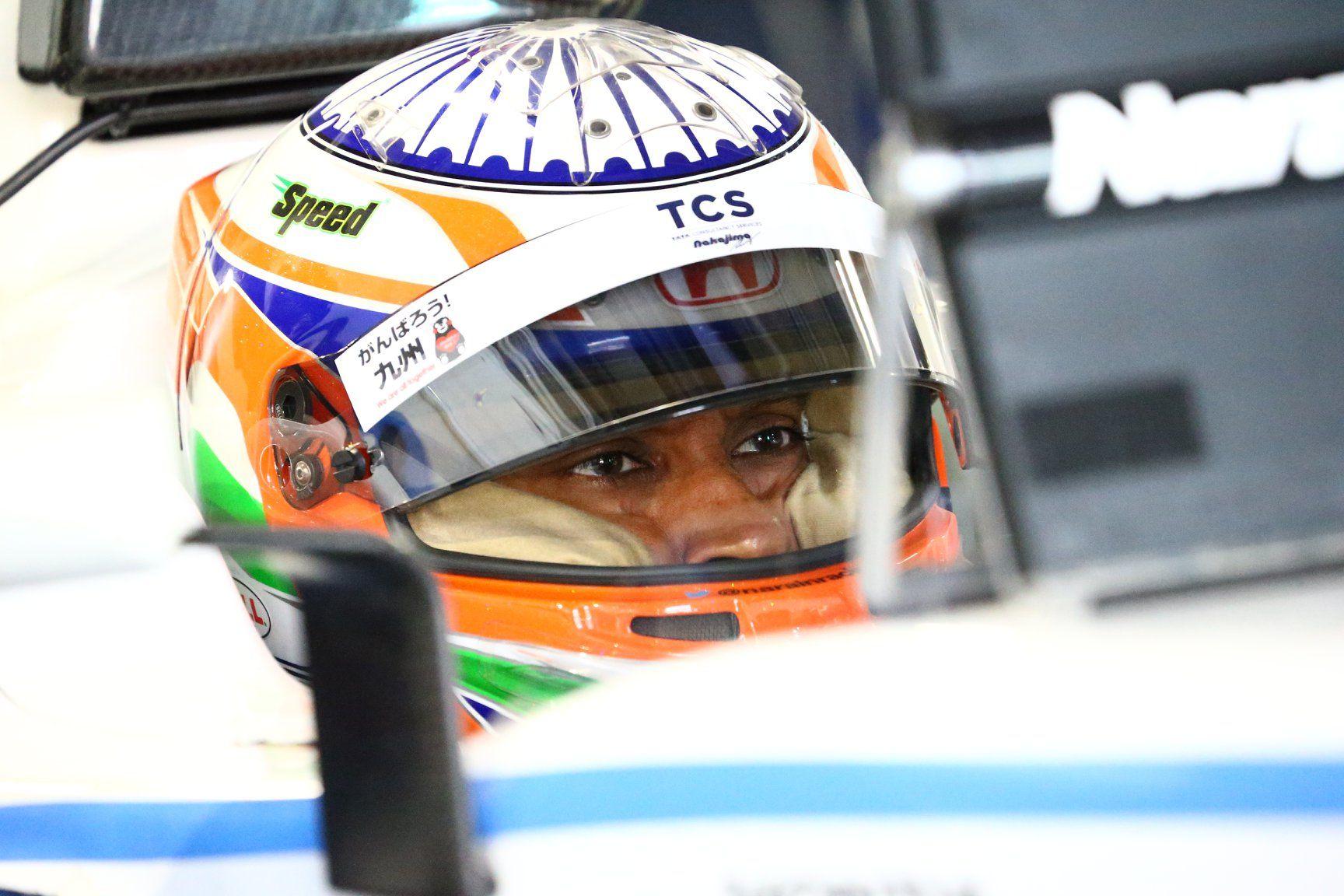 Narain Karthikeyan, Super GT