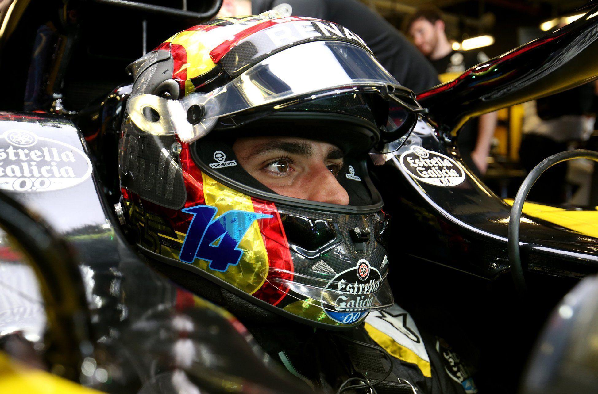 Carlos Sainz, Estrella Galicia 0,0, McLaren