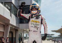 Rinus van Kalmthout, Asian F3