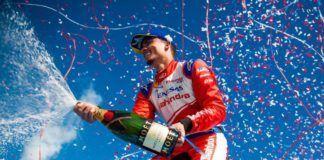 Pascal Wehrlein, Mahindra Formula E TeamPascal Wehrlein, Mahindra Formula E Team