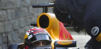 Sebastien Buemi, Red Bull Racing