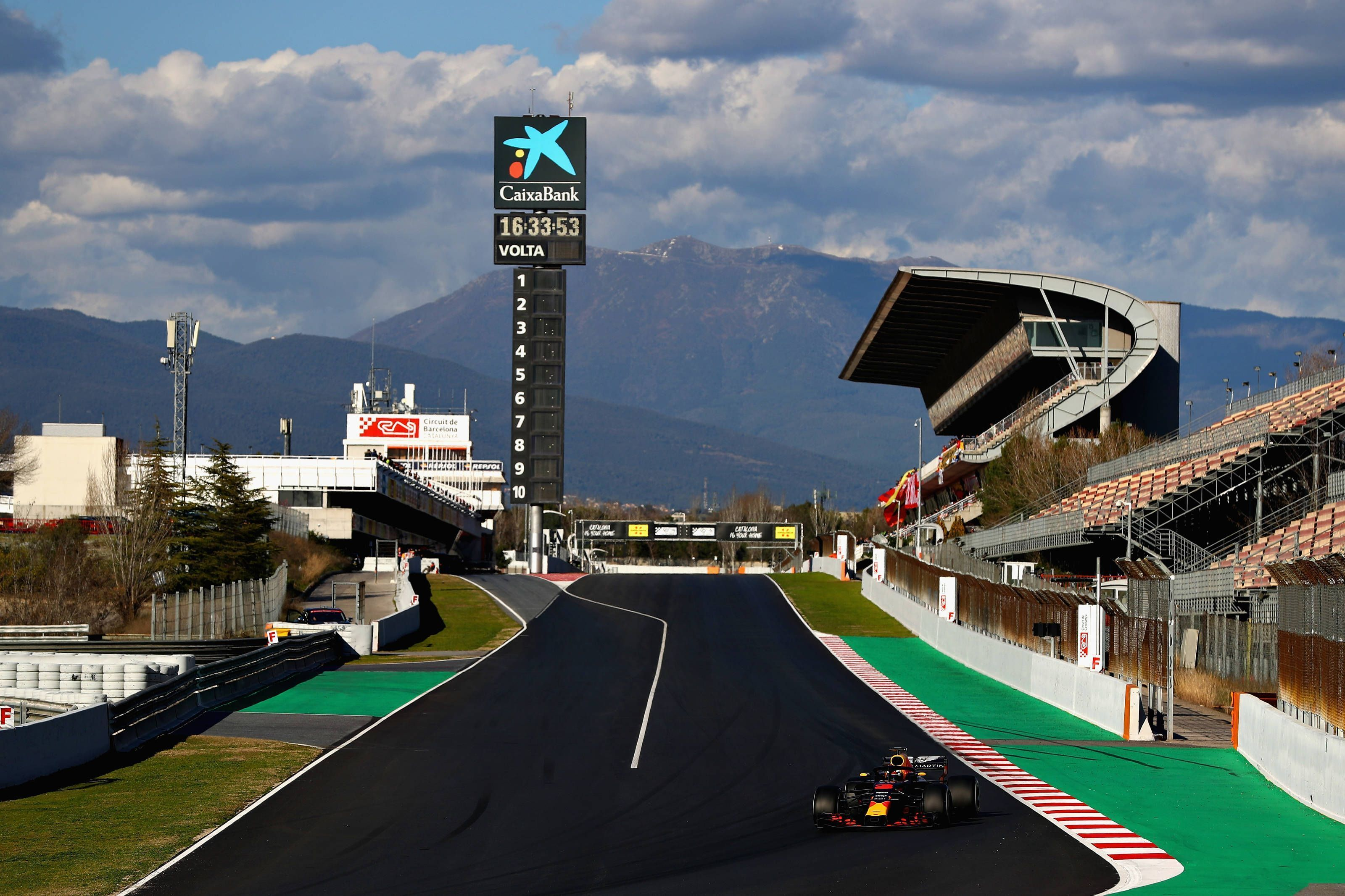 Sky Sports to telecast live coverage of 2019 F1 winter test from