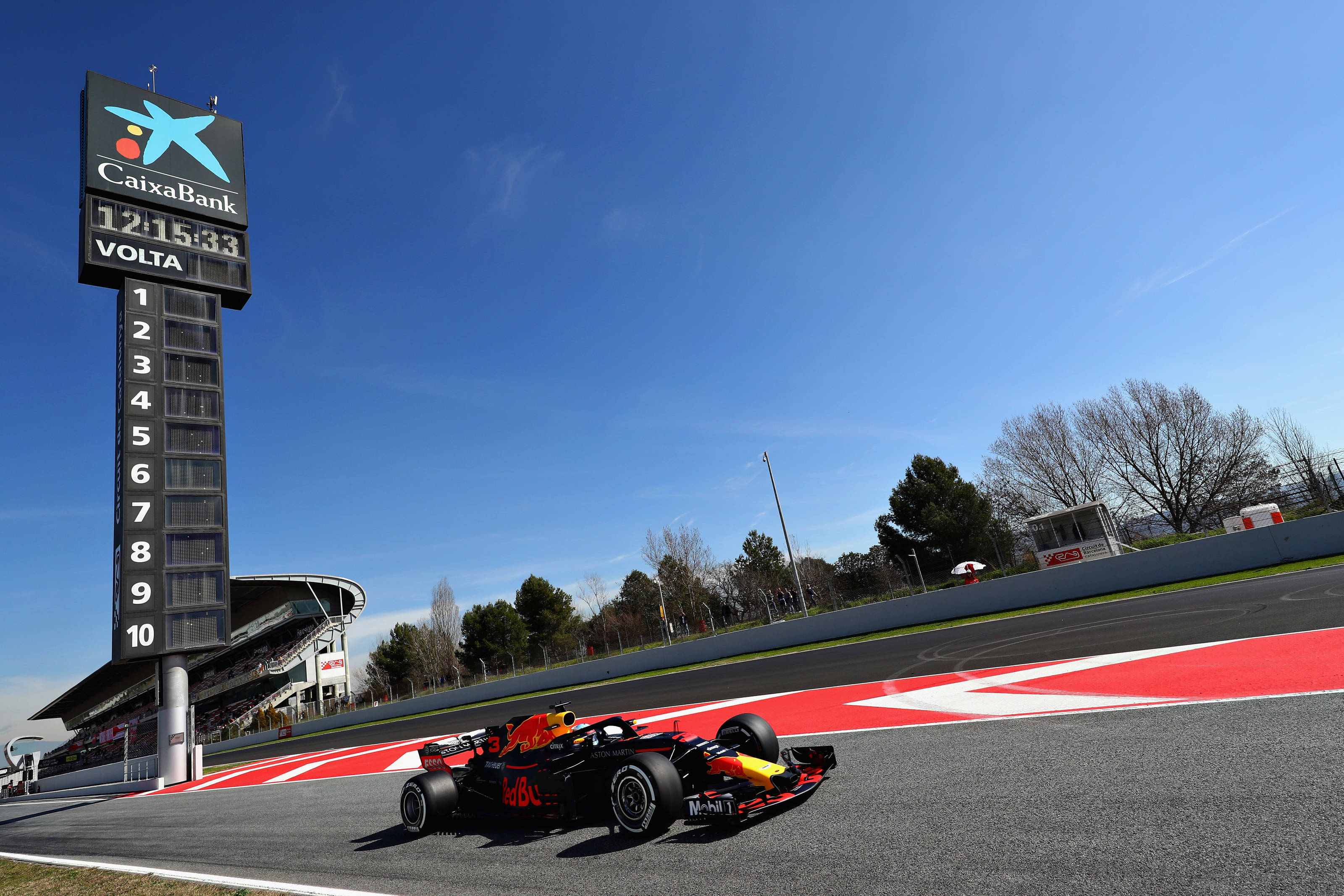 F1 TV to show live coverage of first 2019 Barcelona F1 test