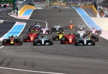 French GP, F1