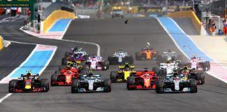 French GP, F1