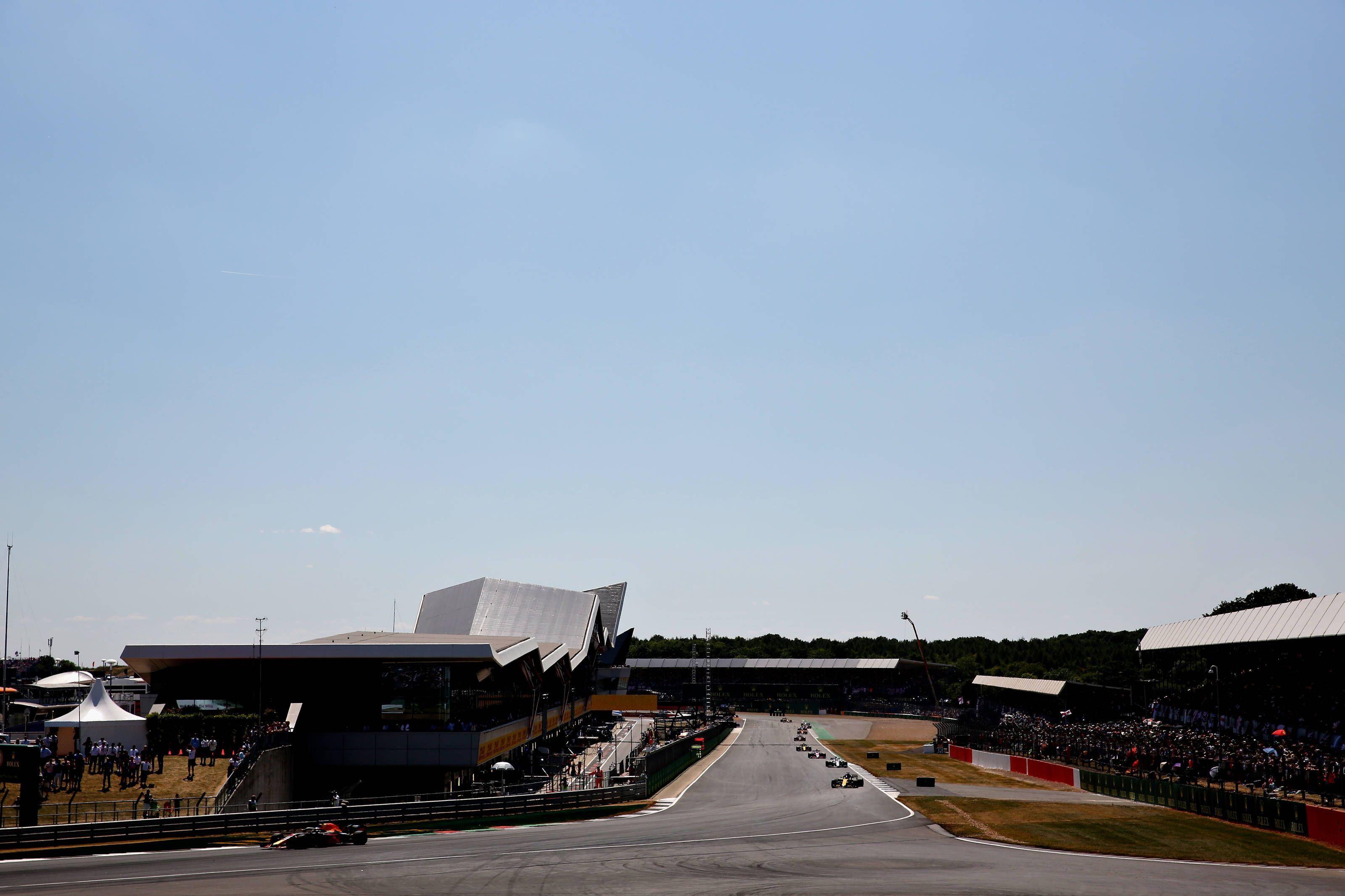 British GP, F1, Liberty Media