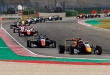 Formula EM, 2019 test dates & venues