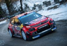 Sebastien Ogier, Rallye Monte Carlo