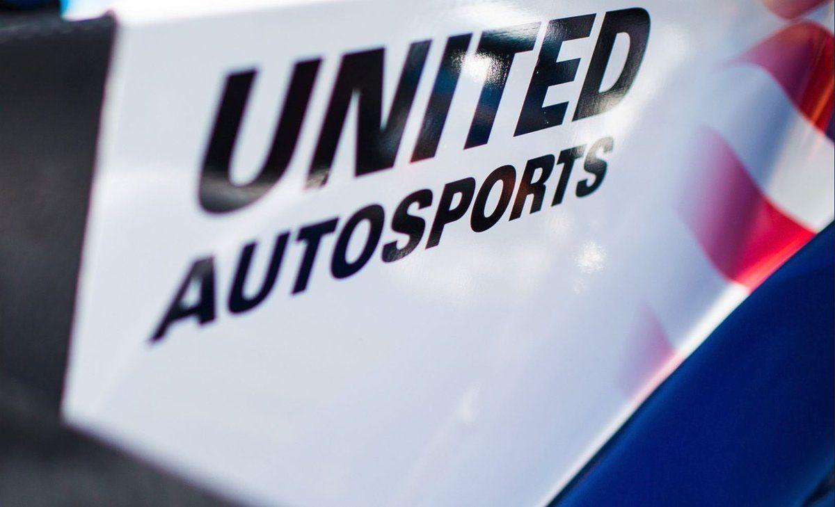 United Autosports logo, WEC