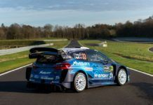 2019 M-Sport livery, WRC