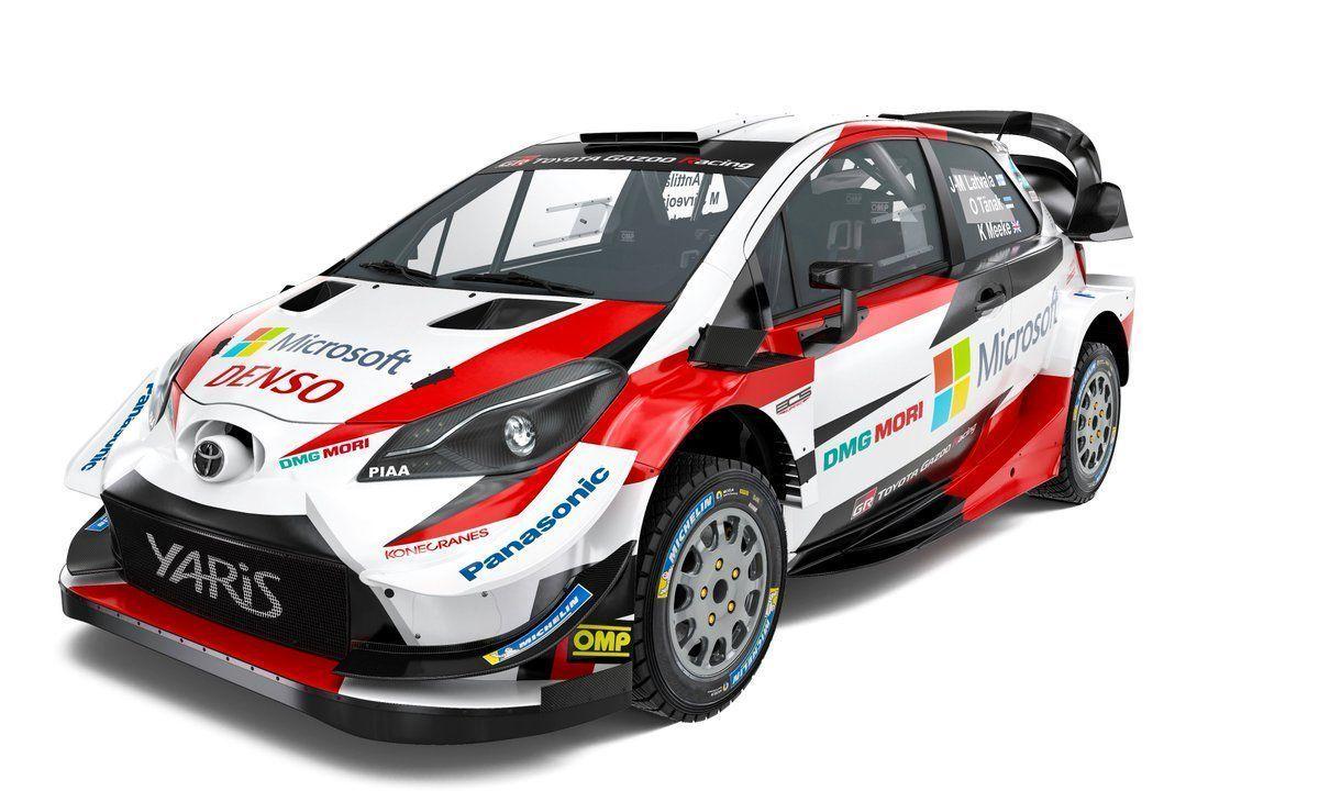 2019 Toyota Yaris WRC