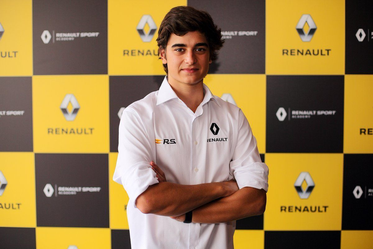 Caio Collet, Renault