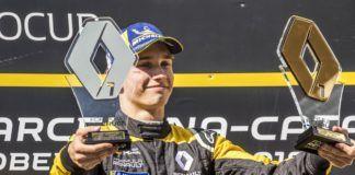 Christian Lundgaard, Renault