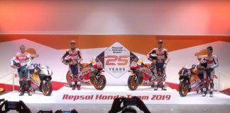 2019 Honda MotoGP