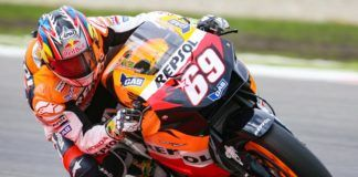 Nicky Hayden, Grand prix racing