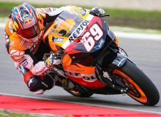 Nicky Hayden, Grand prix racing