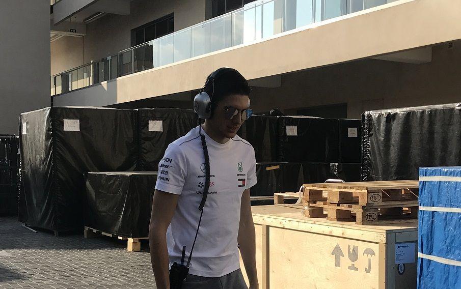Esteban Ocon, Mercedes