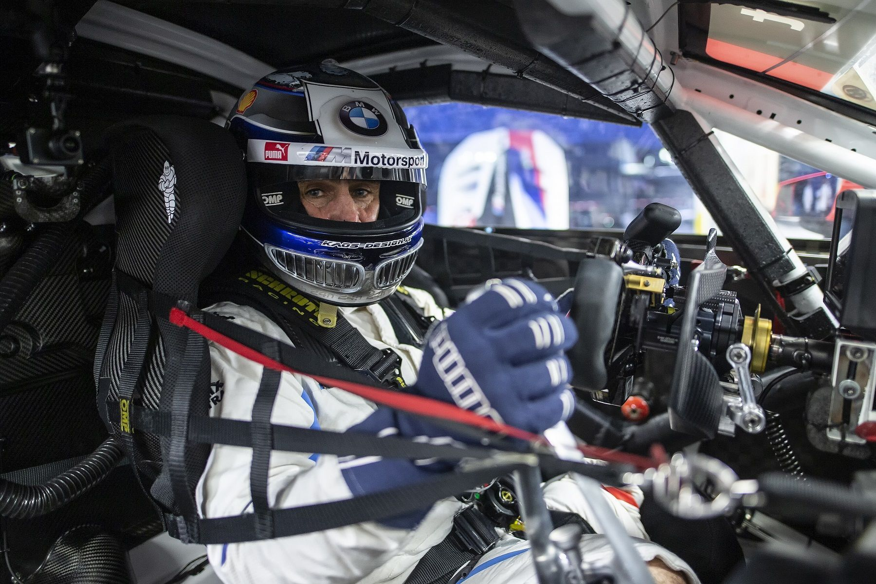New brake system by BMW is a '100% success', feels Zanardi after test