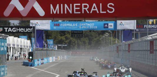 Felipe Massa, Santiago ePrix