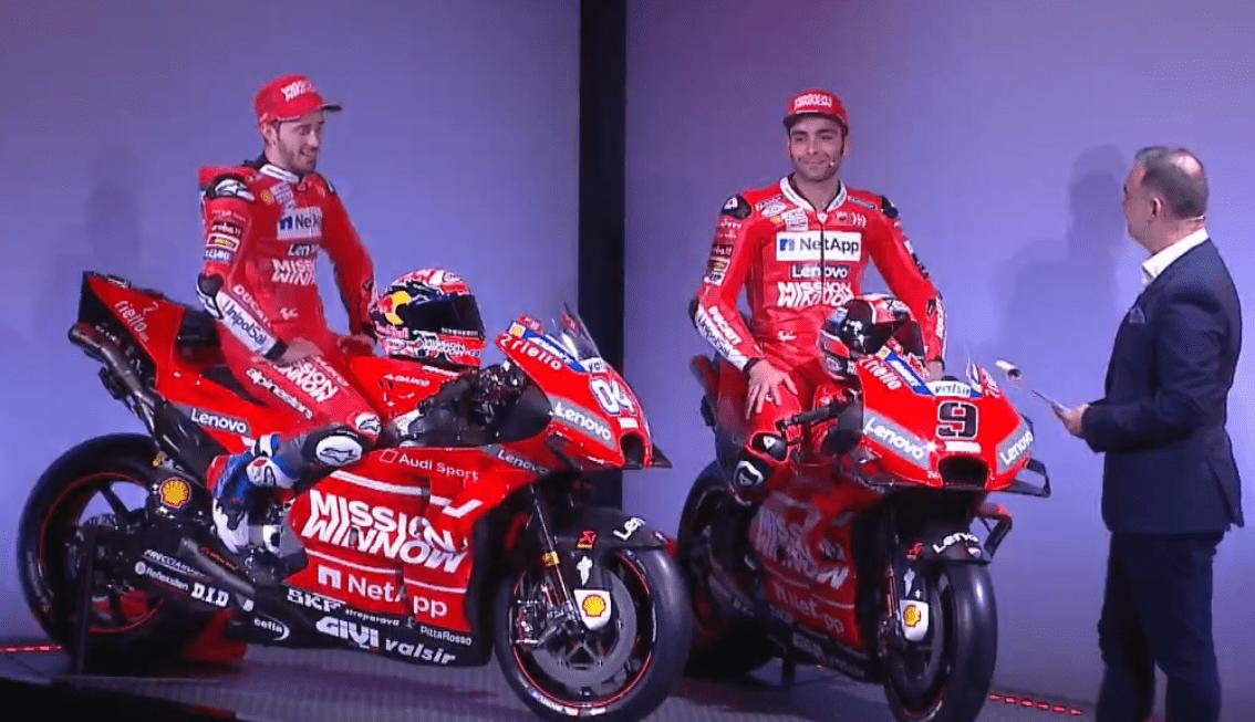 2019 Mission Winnow Ducati MotoGP
