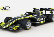 Carlin Buzz Racing, Teppei Natori