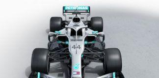 2019 Mercedes F1