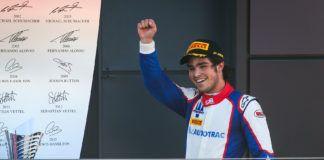 Pedro Piquet, F3 2019