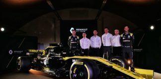 2019 F1 Renault