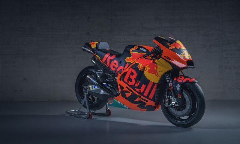 2019 KTM MotoGP bike