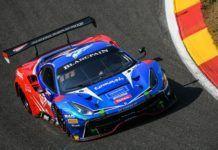 Rio Haryanto, Ferrari, Blancpain GT World Asia