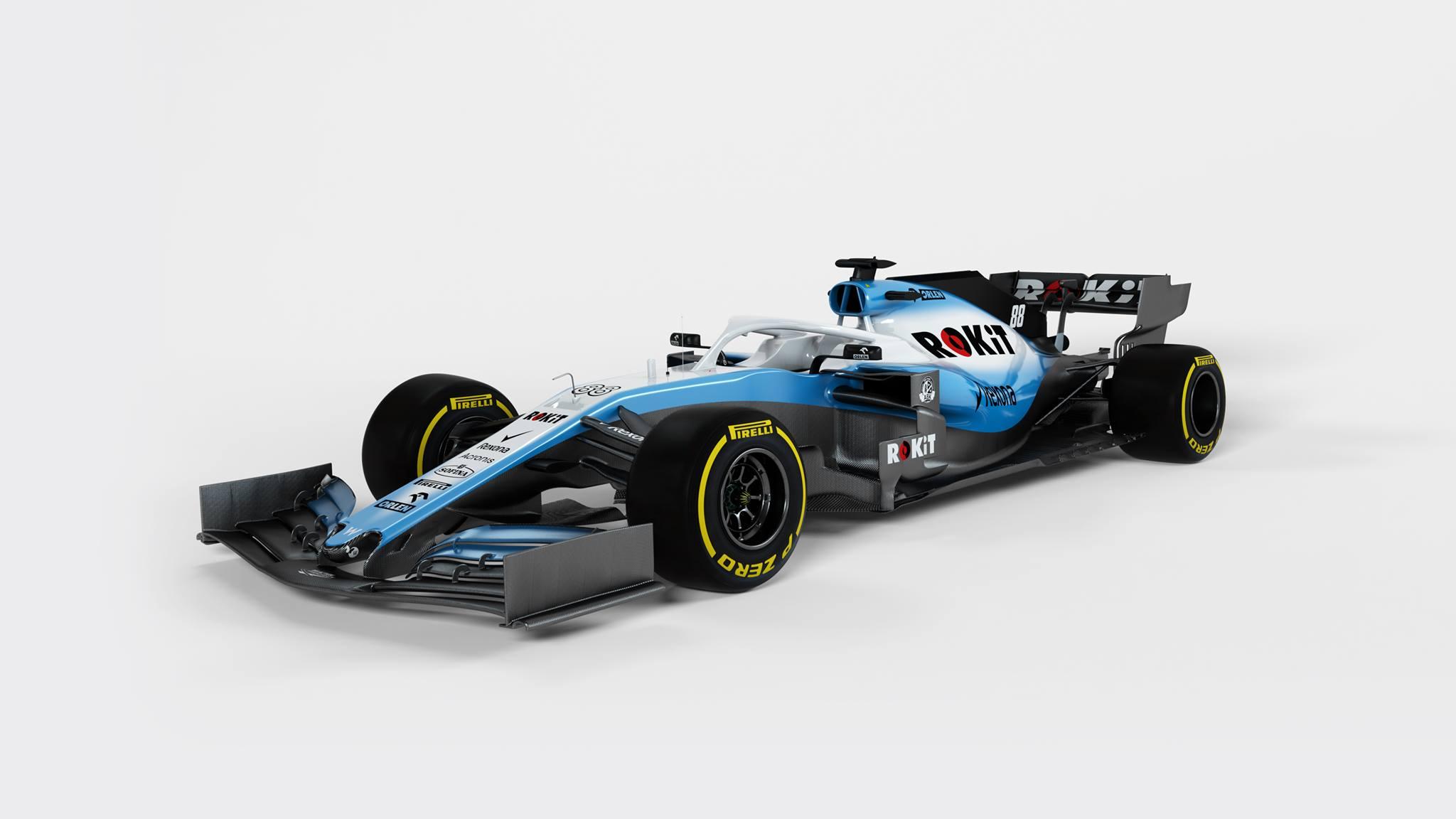 2019 Williams F1