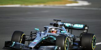 Mercedes W10, F1 2019