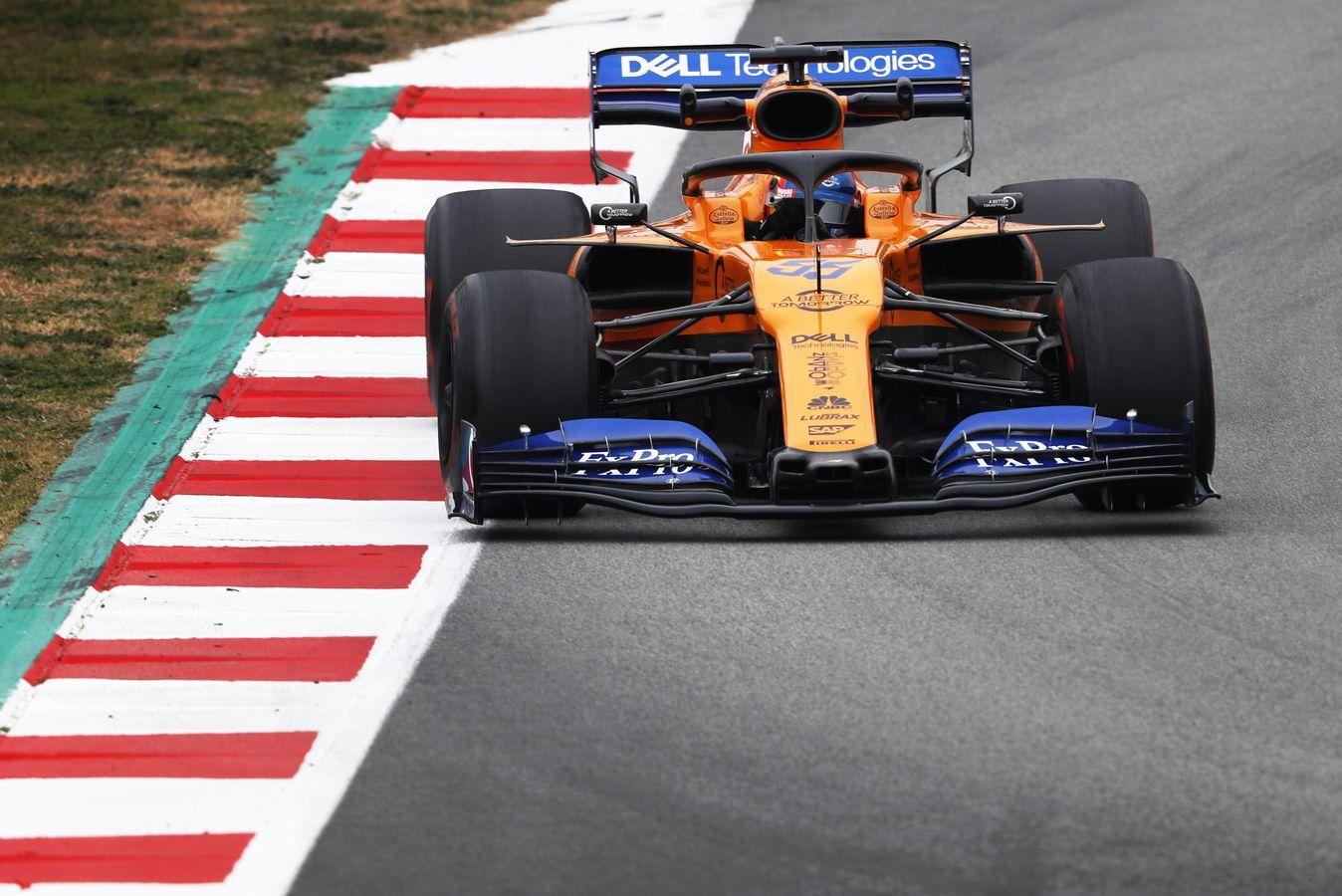 Carlos Sainz, F1 2019