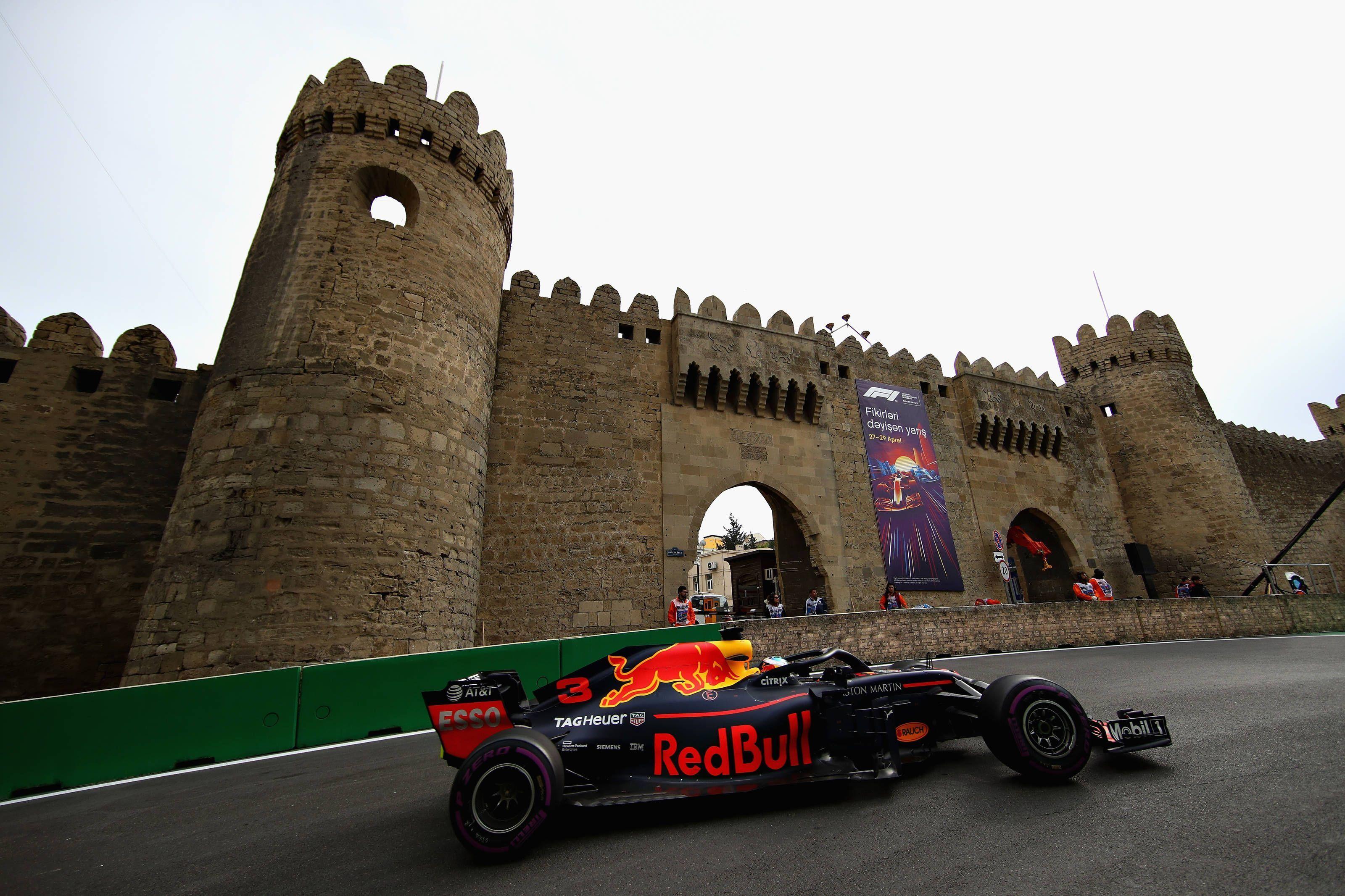 Azerbaijan GP, F1, 2023