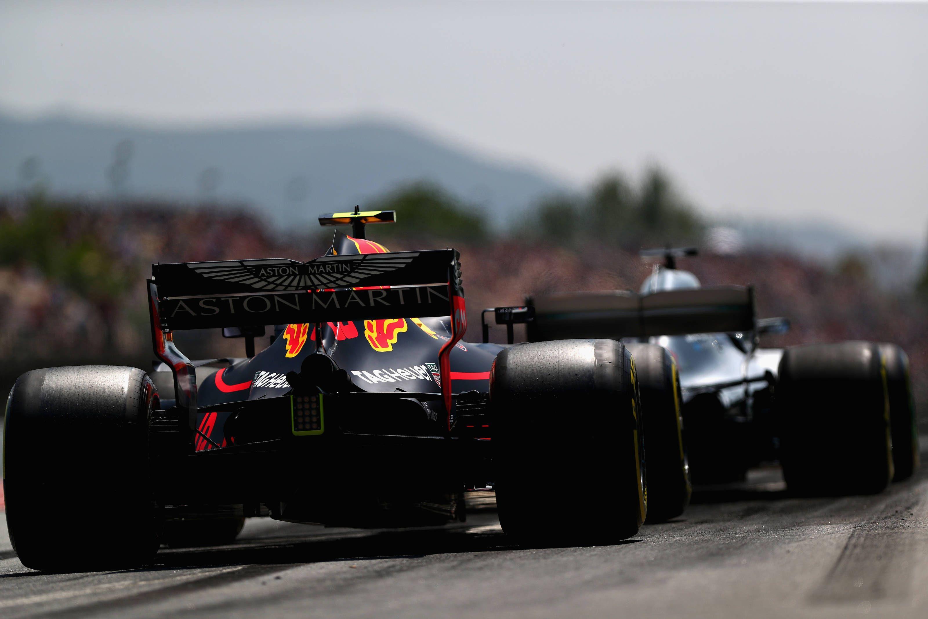 F1 2019 - Mercedes, Renault, Ferrari, Honda