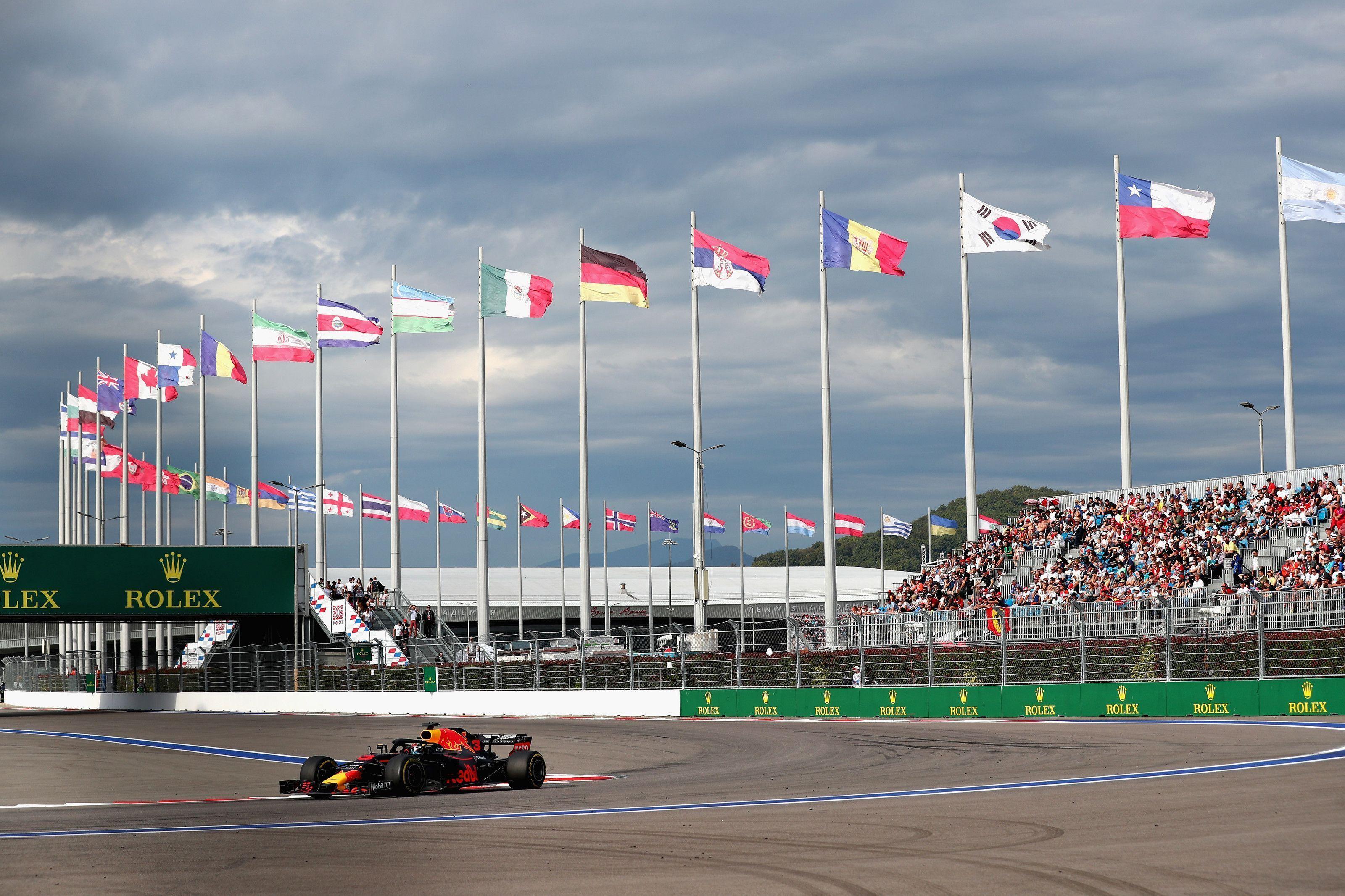 Liberty Media F1 Financial Results