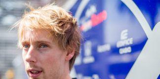 Brendon Hartley, Ferrari, F1
