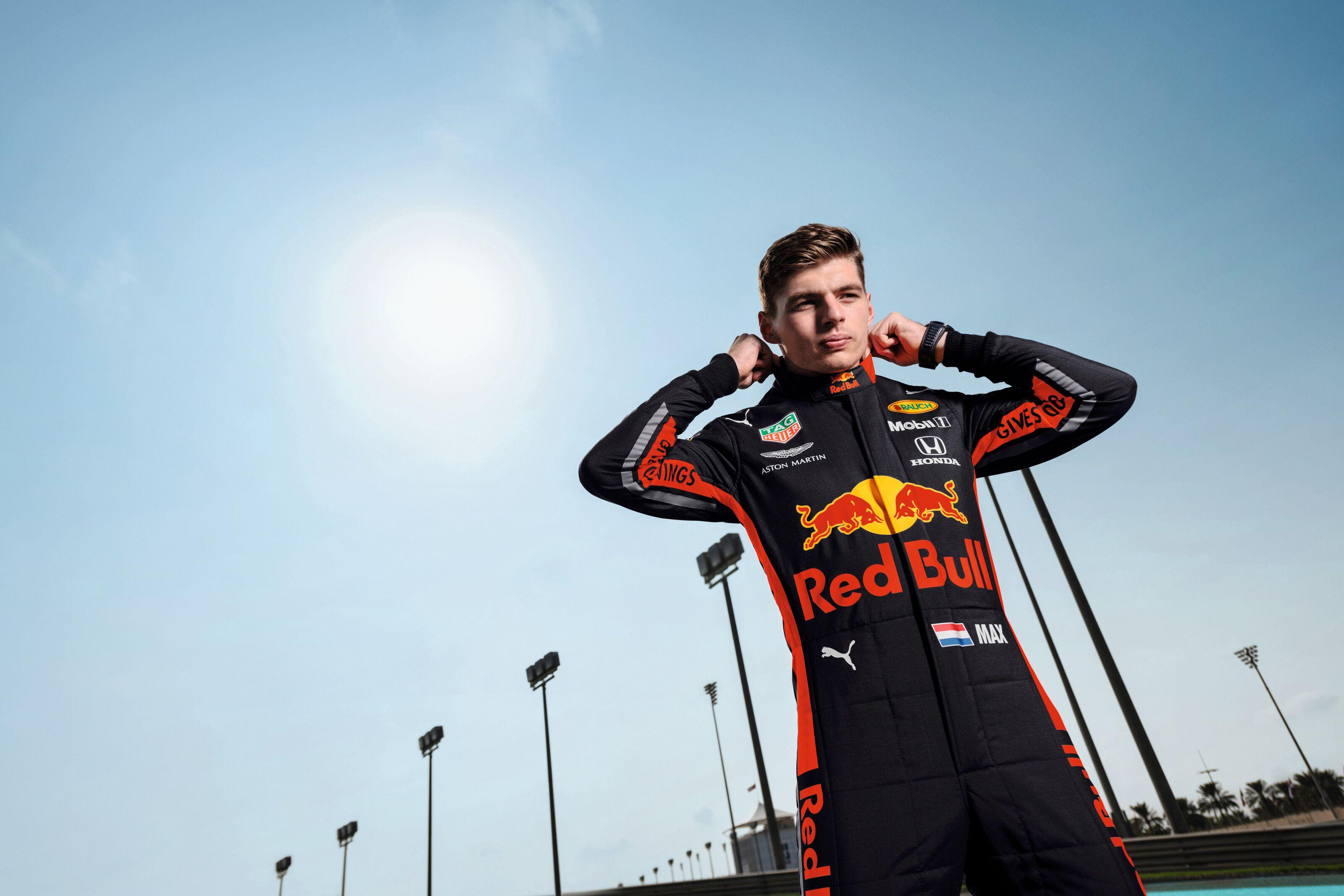 Max Verstappen, Red Bull Honda