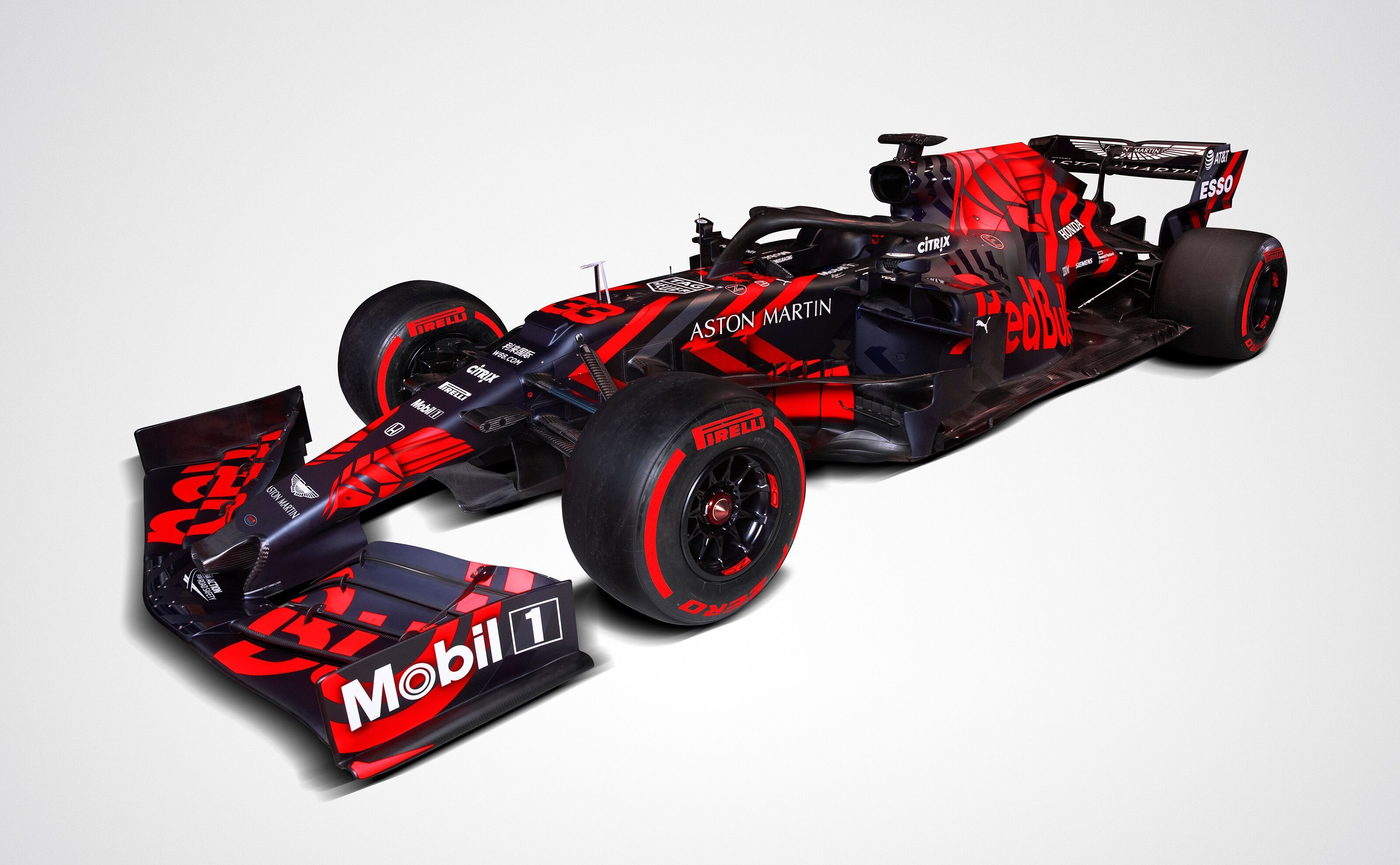 Red Bull 2019 F1 livery