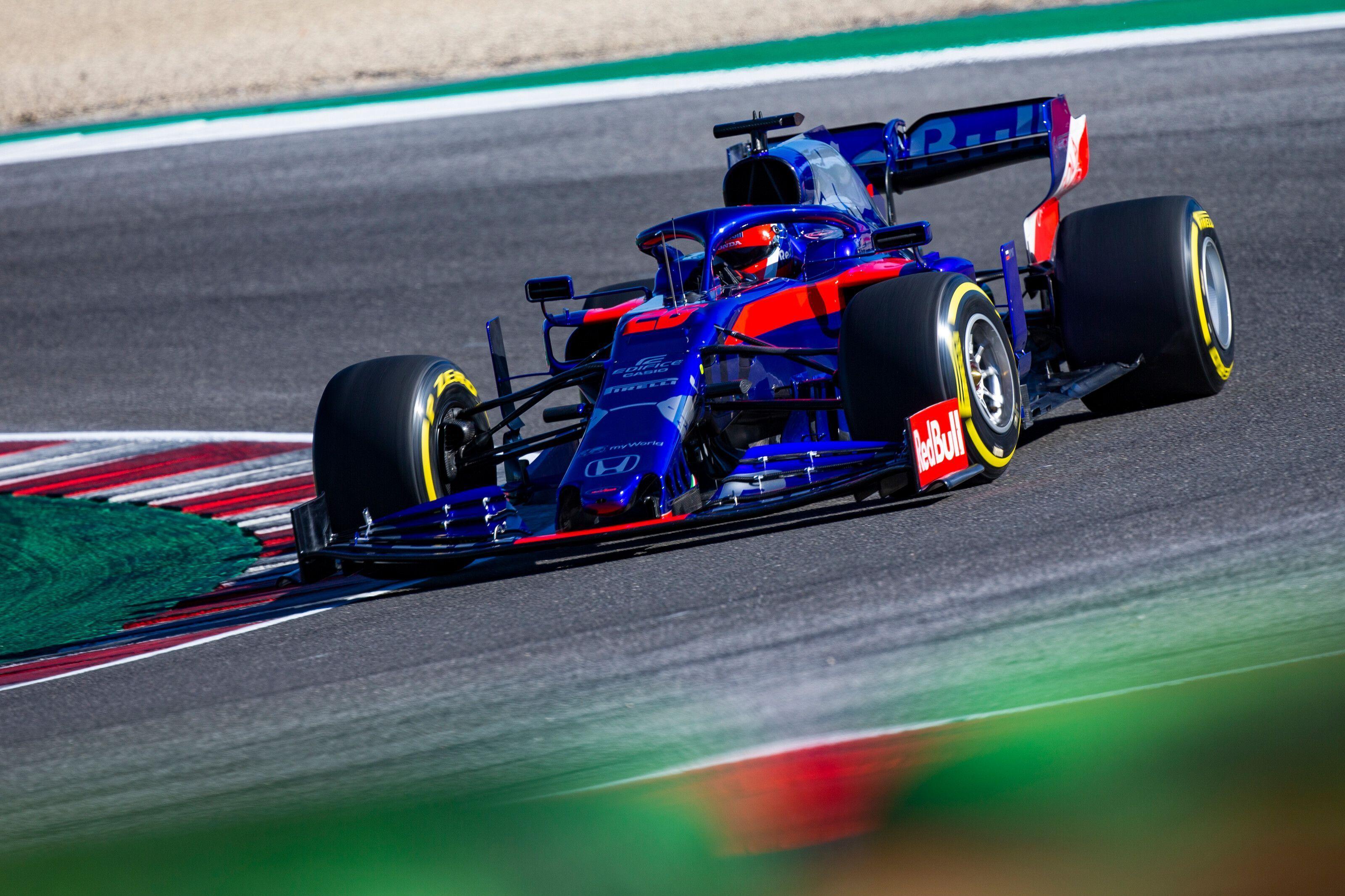 2019 Toro Rosso F1