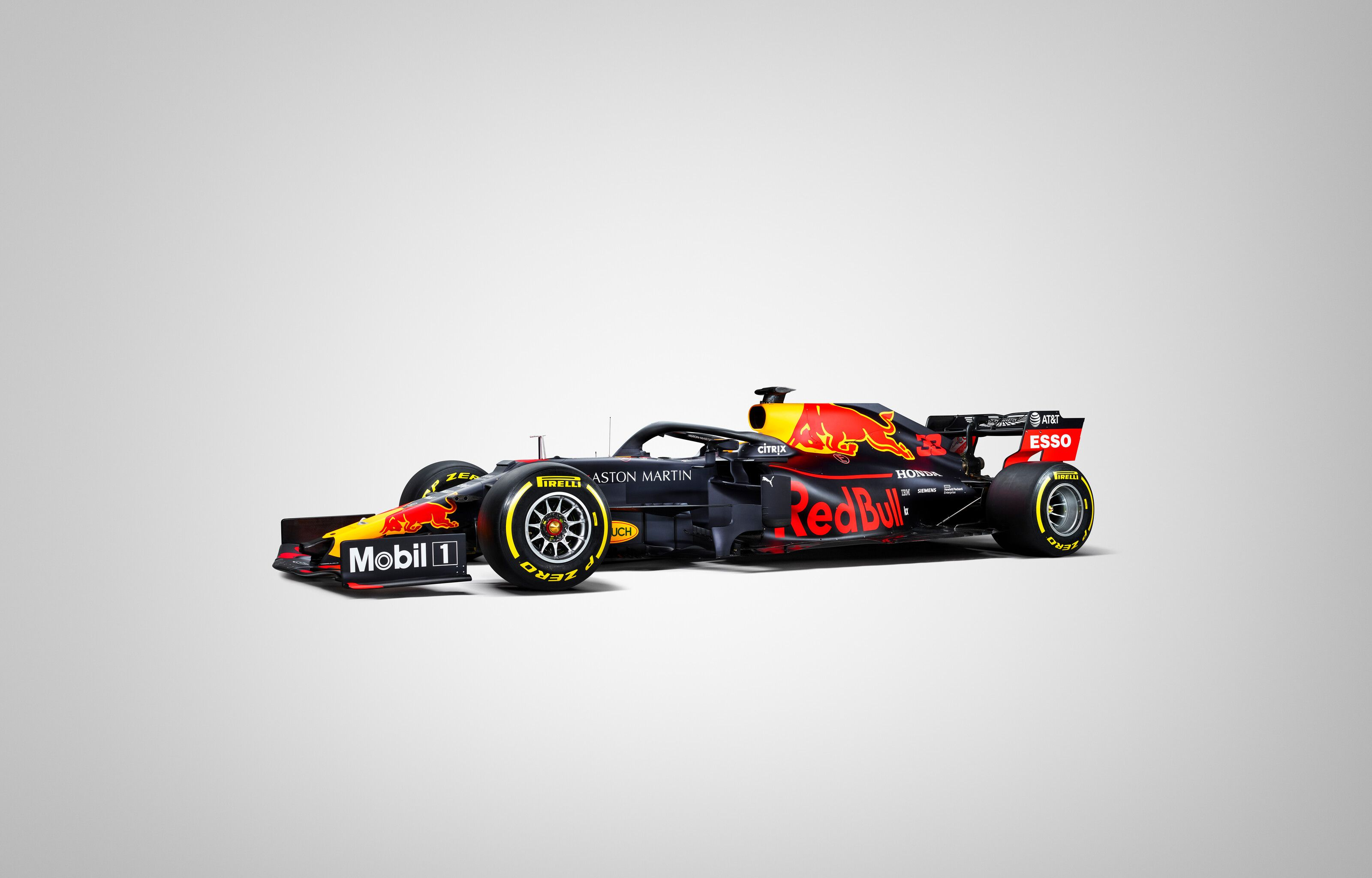 Red Bull Racing 2019 F1 livery