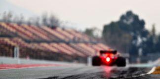 Barcelona F1 2019 Test 2 line-up