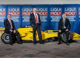 LIQUI MOLY returns to F1