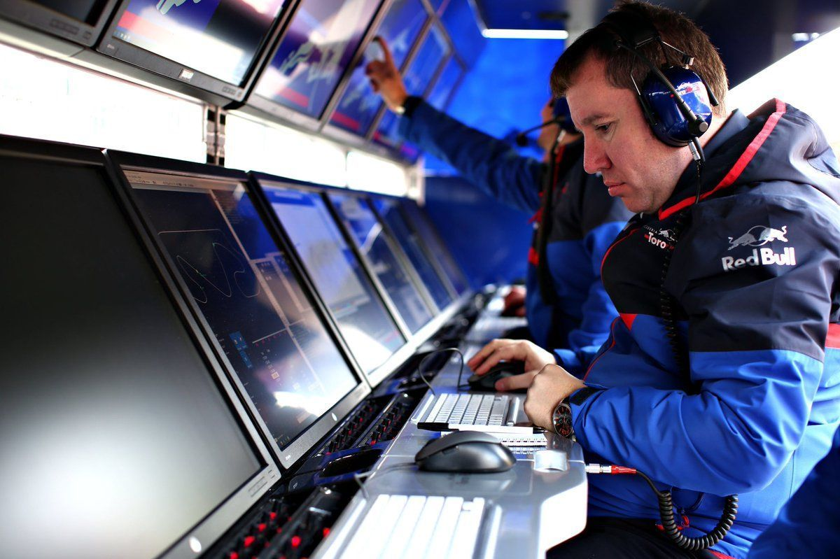 Jody Egginton, Toro Rosso 2019