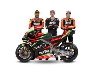 Aprilia 2019 MotoGP livery