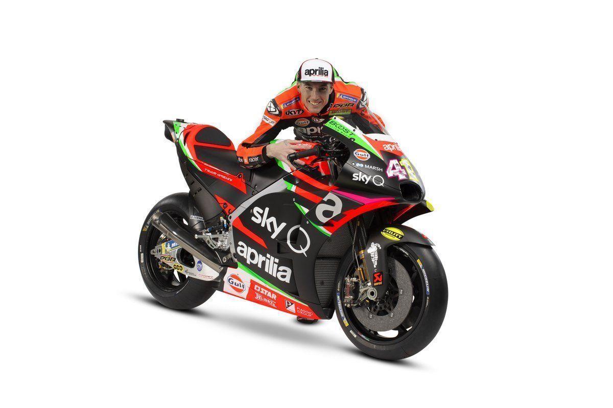 Aprillia Racing 2019
