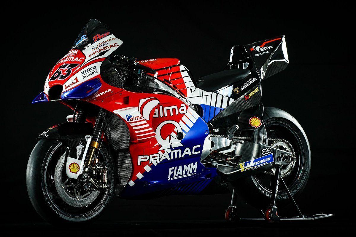 Pramac Ducati MotoGP 2019 livery