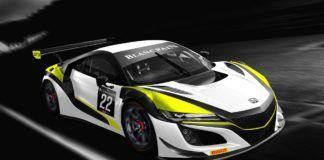 Jenson Button, RJN Motorsport, Honda, Blancpain GT